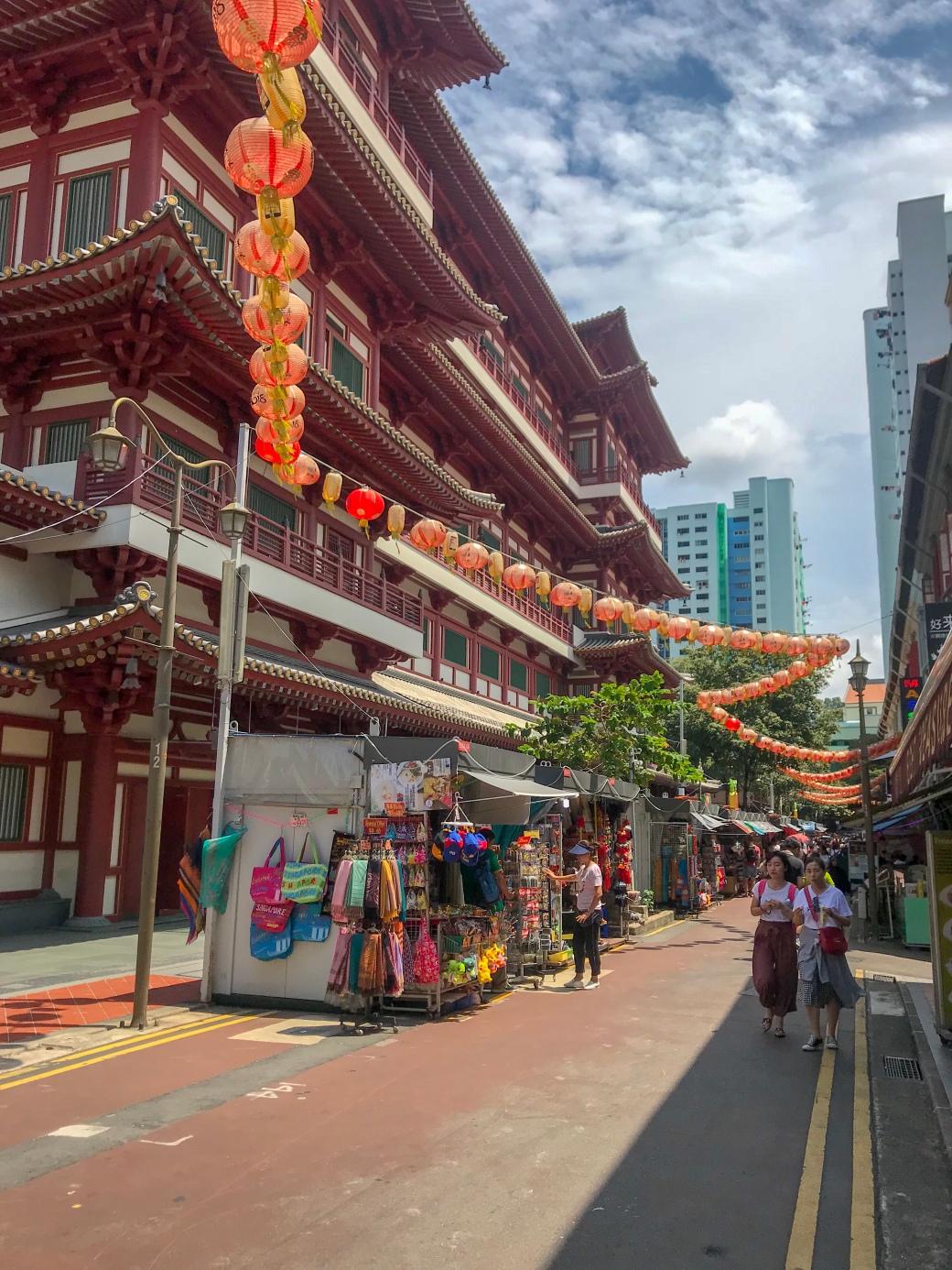 Buddah Tooh Temple