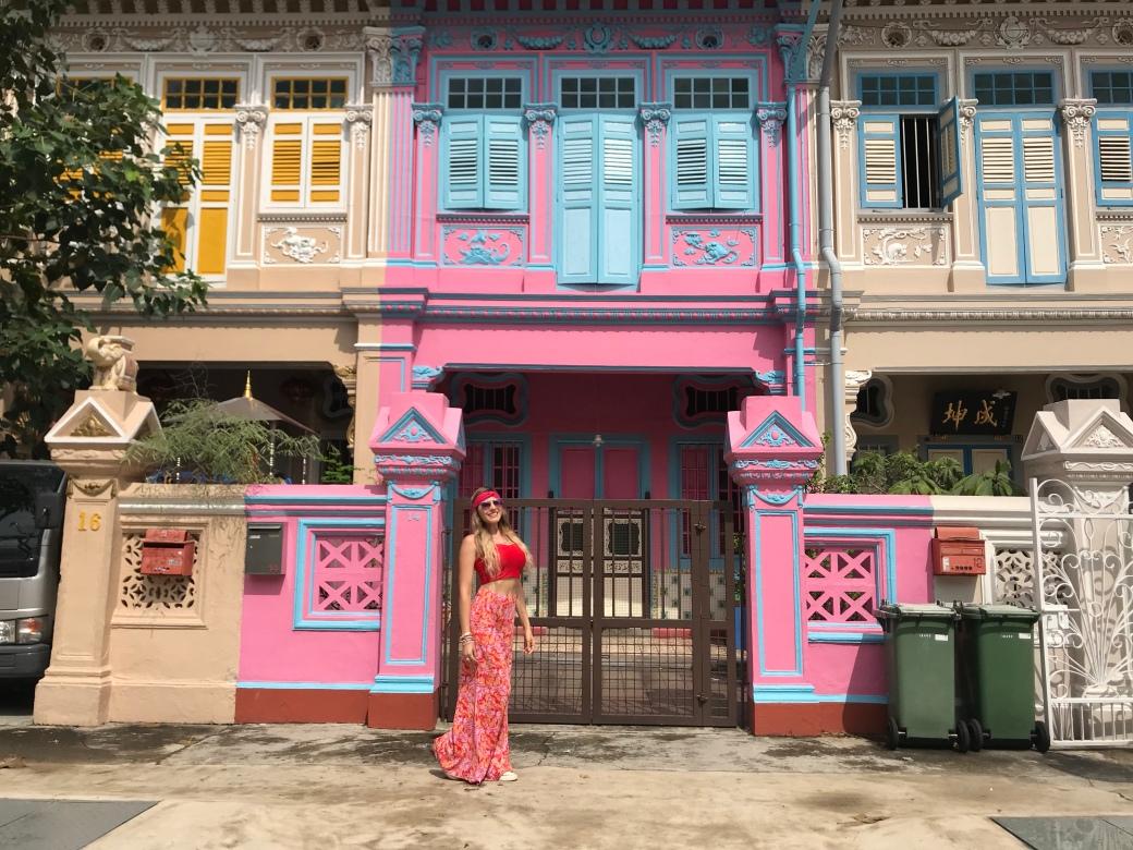 Peranakan House, Singapur
