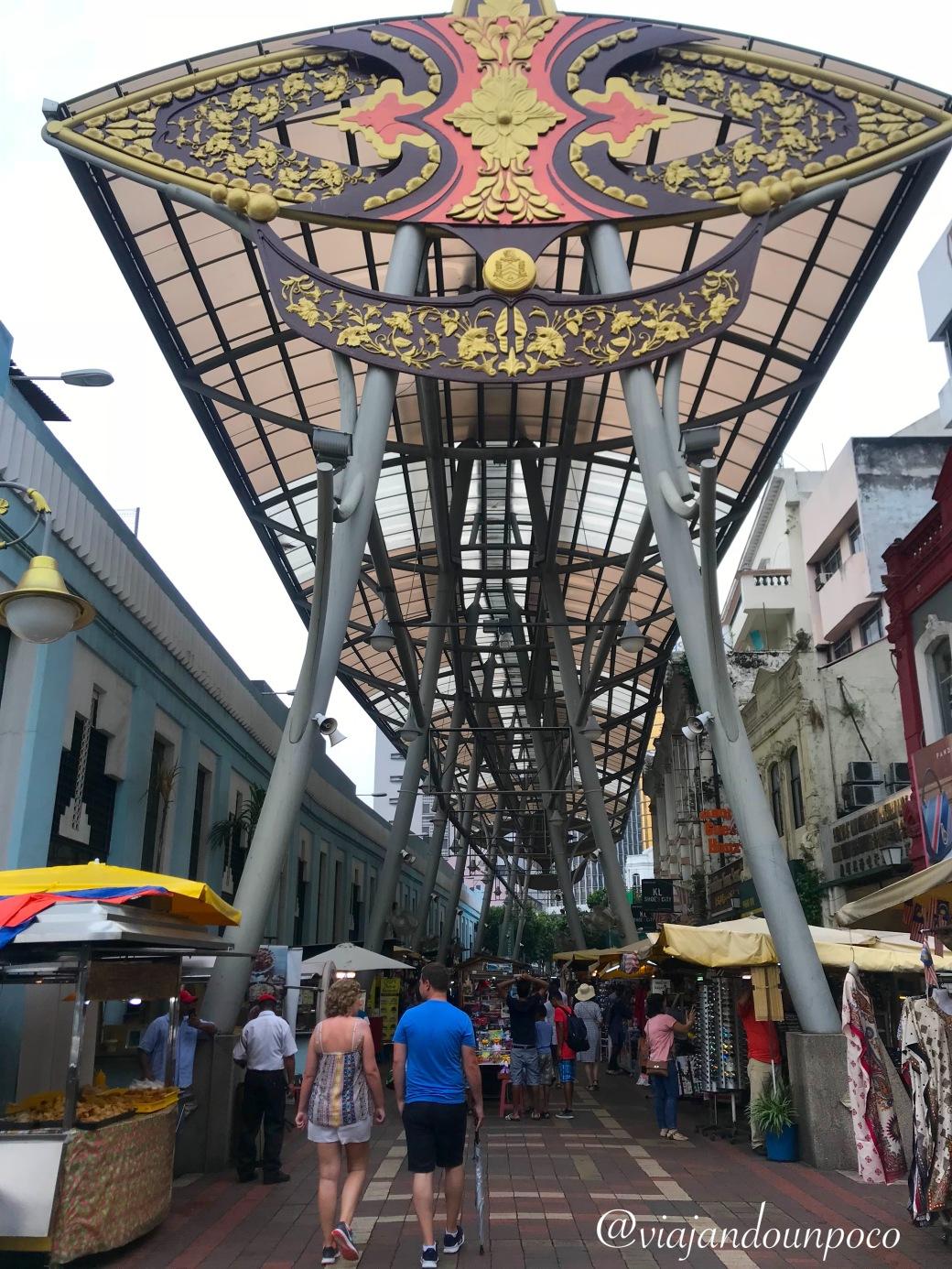 viajando un poco Kuala Lumpur