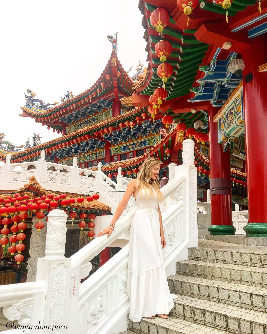 Thean Hou Temple - Viajando un poco