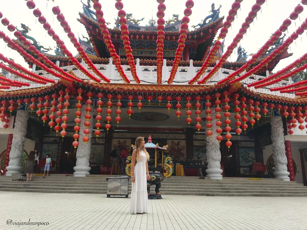 Viajando un poco - Thean Hou Temple