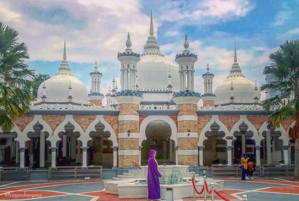 viajandounpoco Masjid Jamek